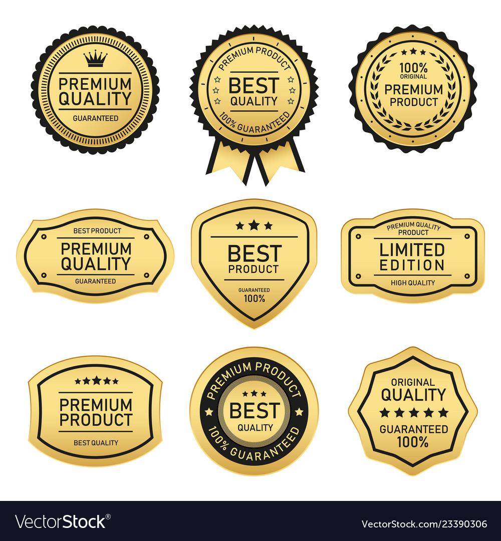Best quality product labels design