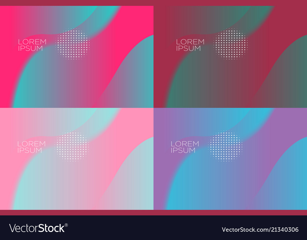 bright gradient blur background for quote