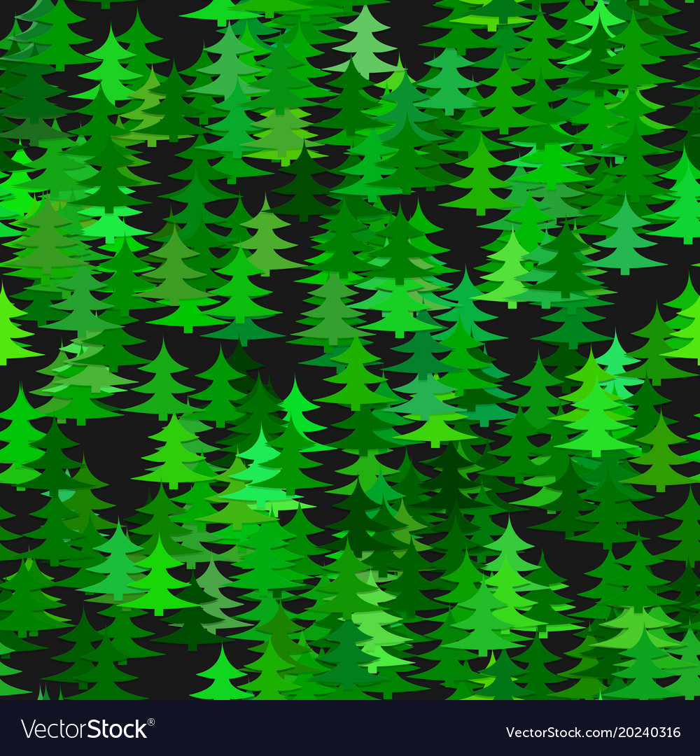 Color abstract random christmas background vector image