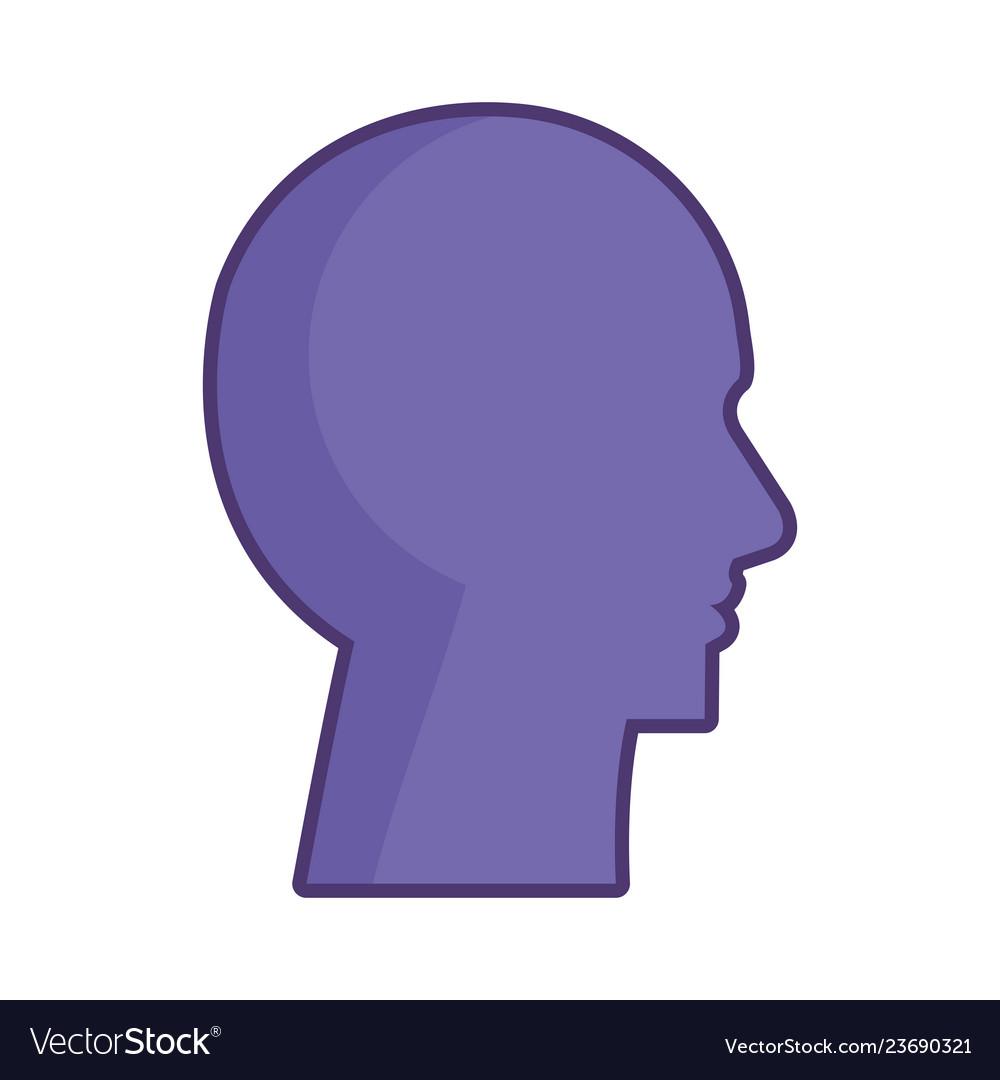 Cyber humanoide profile icon