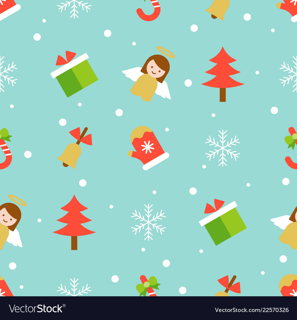 Christmas Images Free To Use.Christmas Seamless Pattern For Use As Wallpaper
