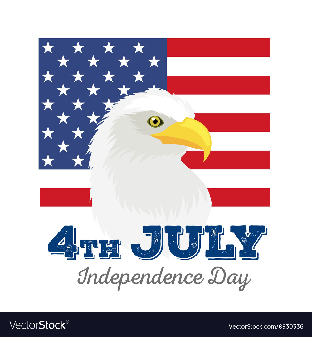 Happy fourth of july Independence Day
