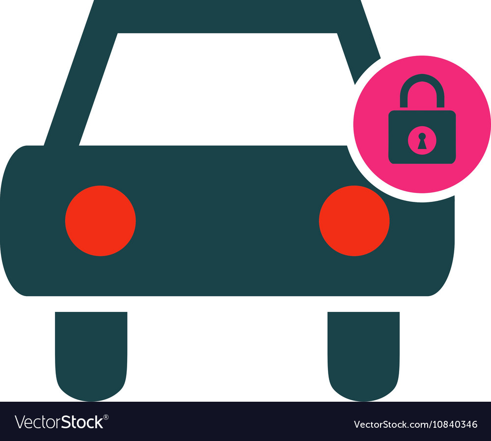 Car protected Icon