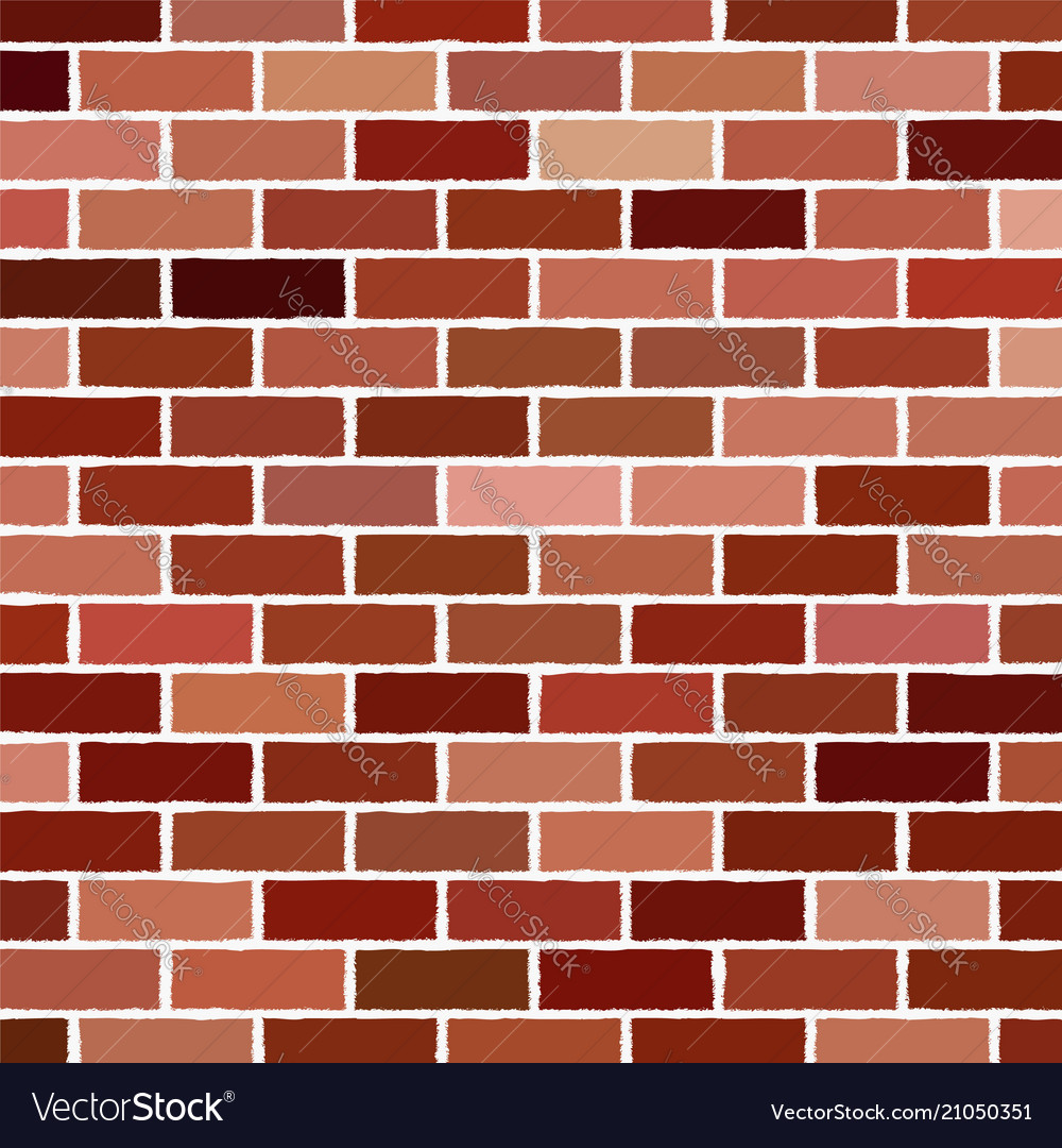 Brick wall background - texture