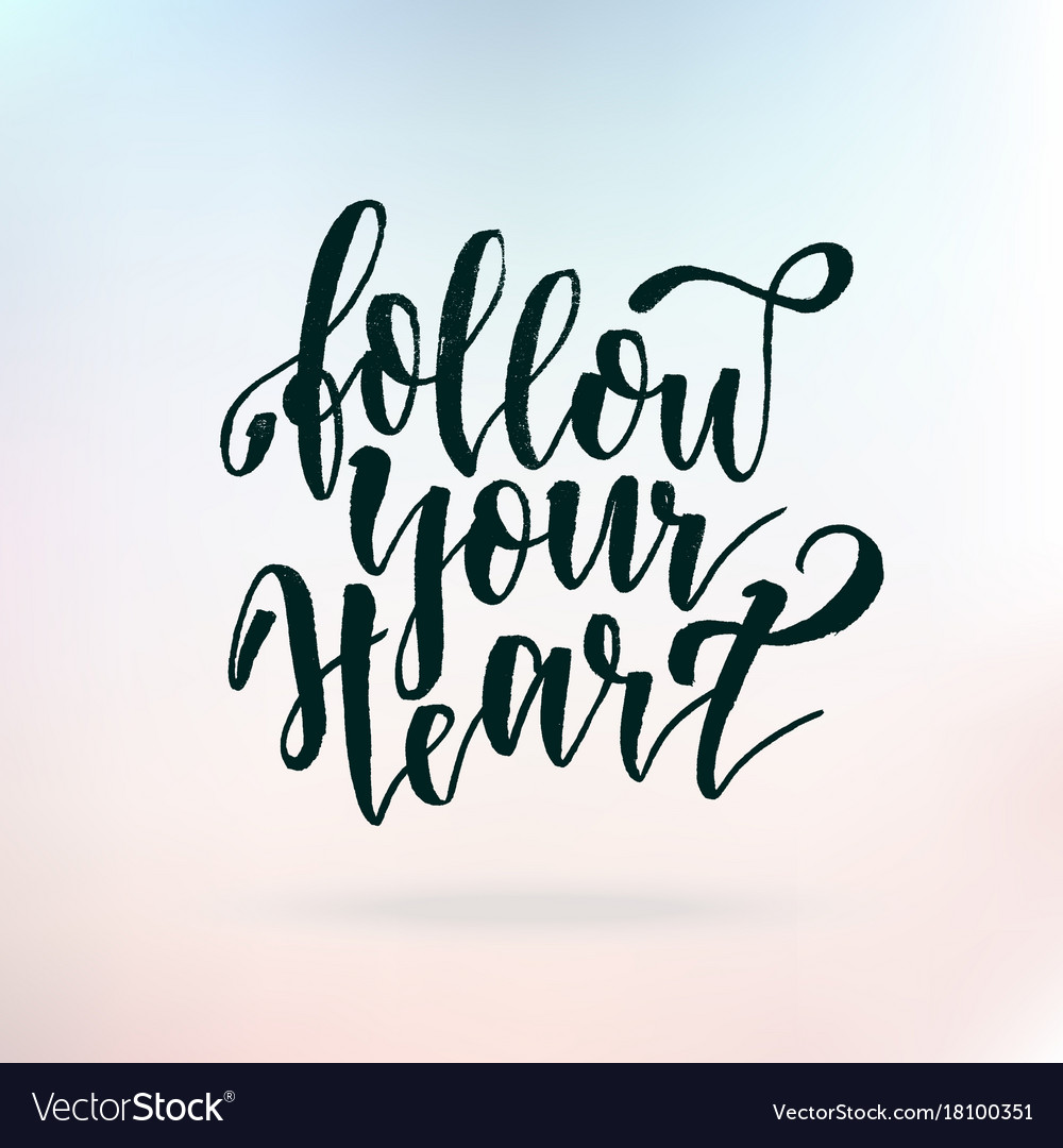 Inspirational Life Quotes Calligraphy