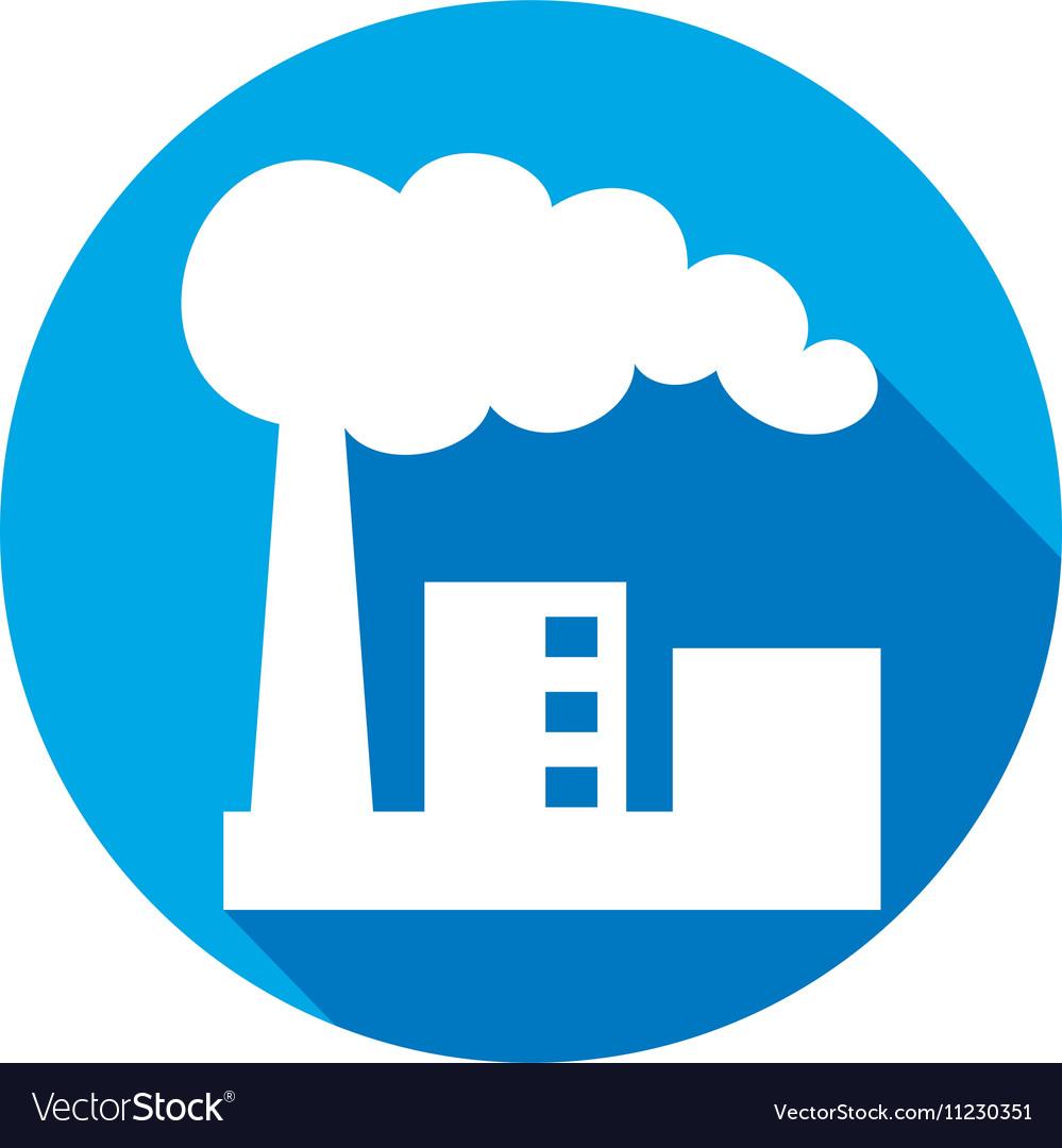industrial factory icon royalty free vector image email icon vector circle email icon vector eps