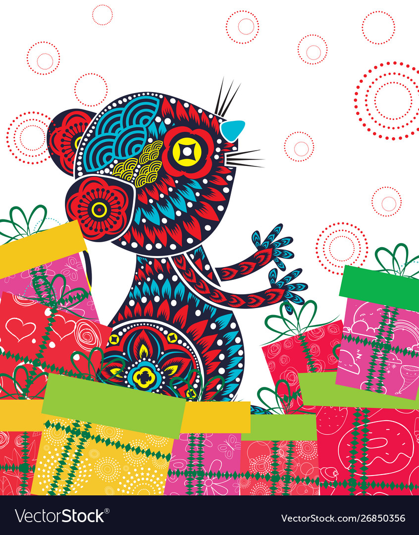 Creative chinese new year 2020 gifts year the