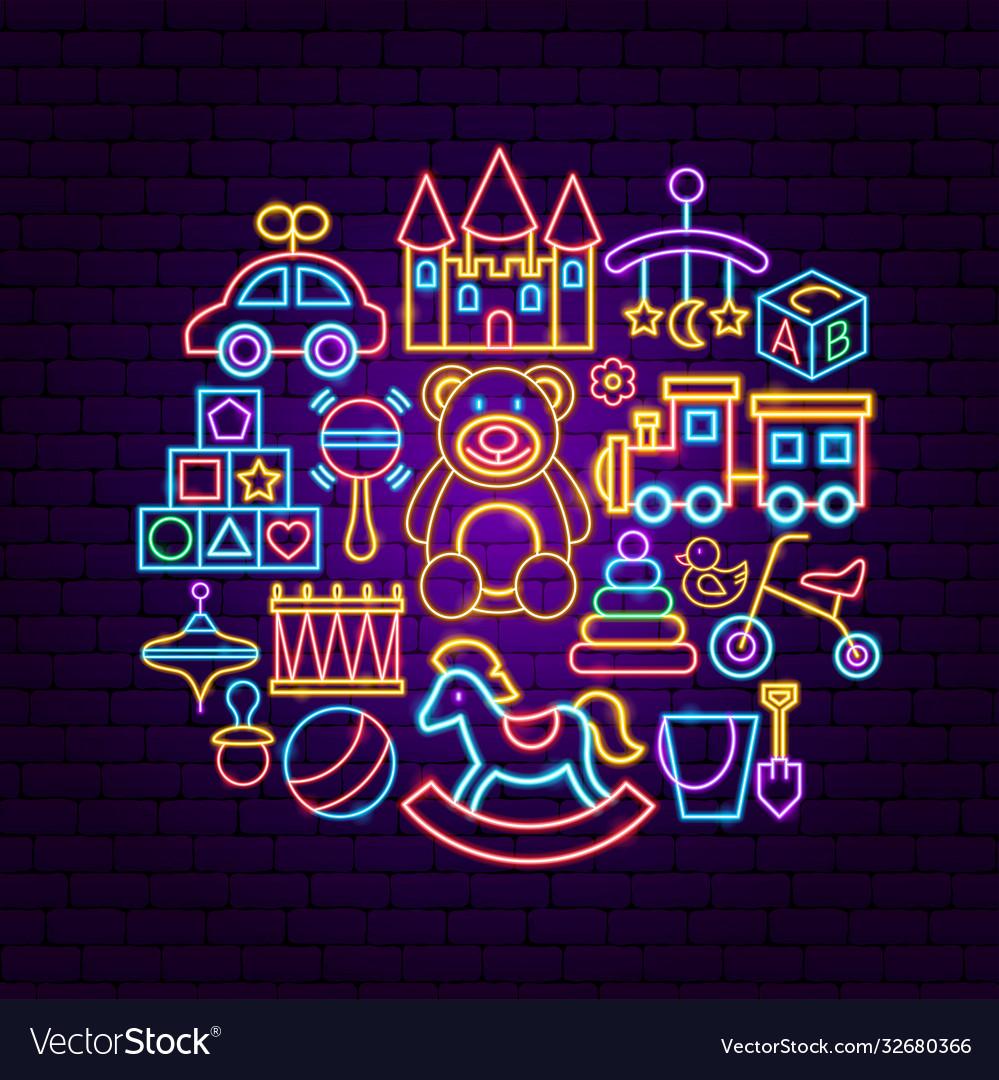 Batoys neon concept
