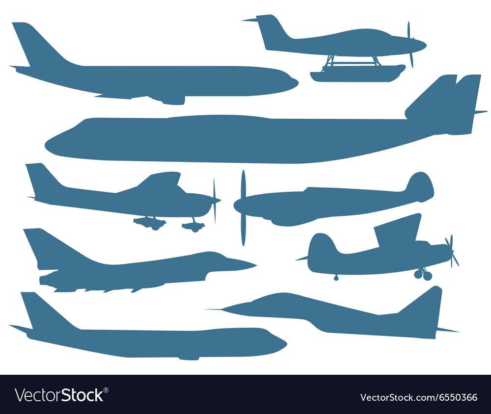 Civil aviation travel passanger air plane