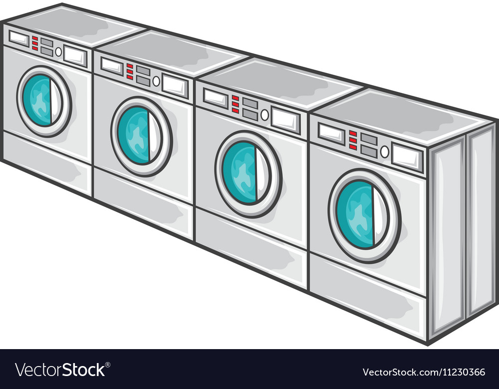 Laundry Machine Line