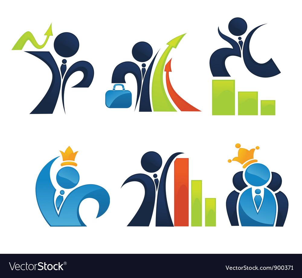 Business team and leadership