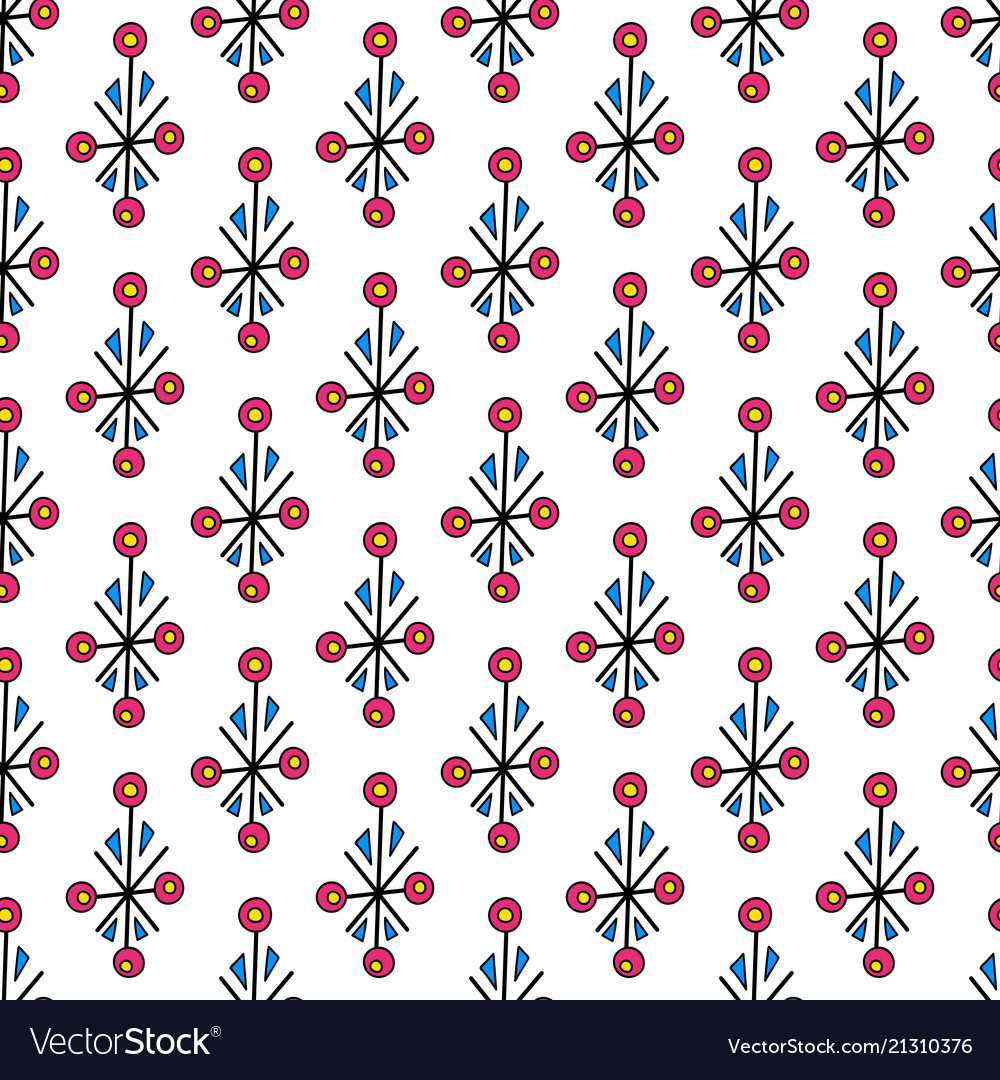 Abstract simple seamless pattern design