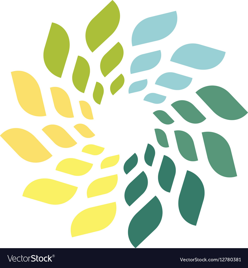 Leaf logo design