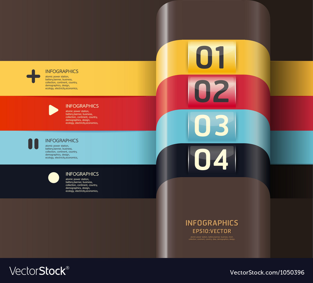 modern design template royalty free vector image