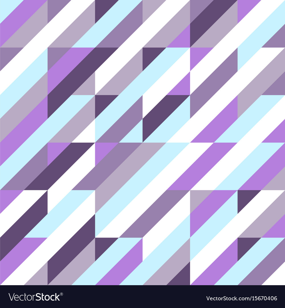 Abstract background with colorful stripe vector image