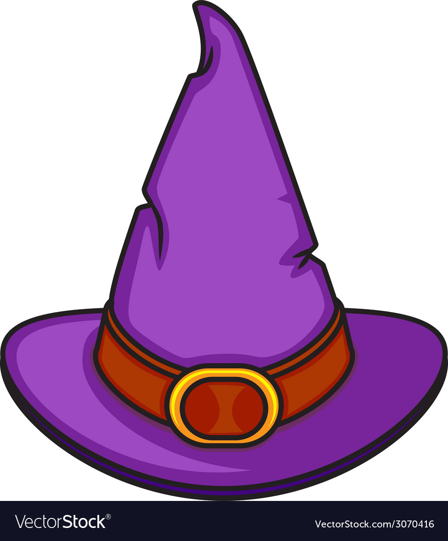 Download Witch Hat Cartoon Images PNG