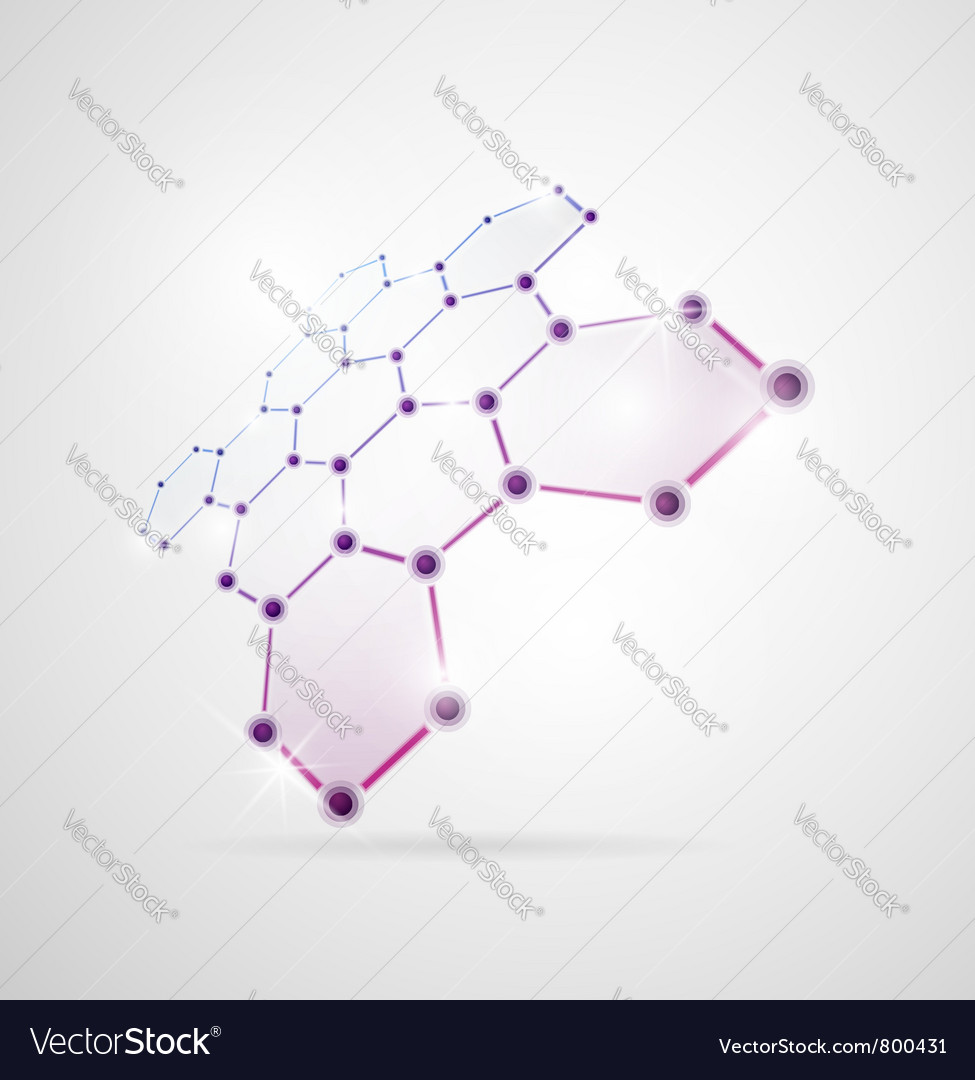 Abstract molecular structures