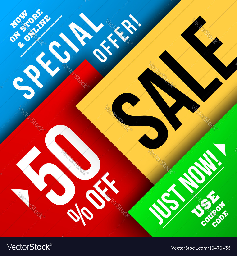 Big sale design