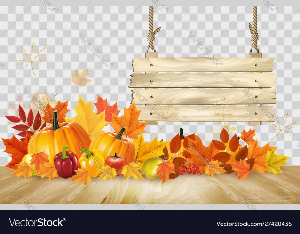 Nature autumn background happy thanksgiving