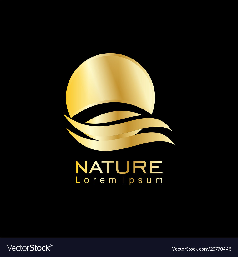 Nature business logo