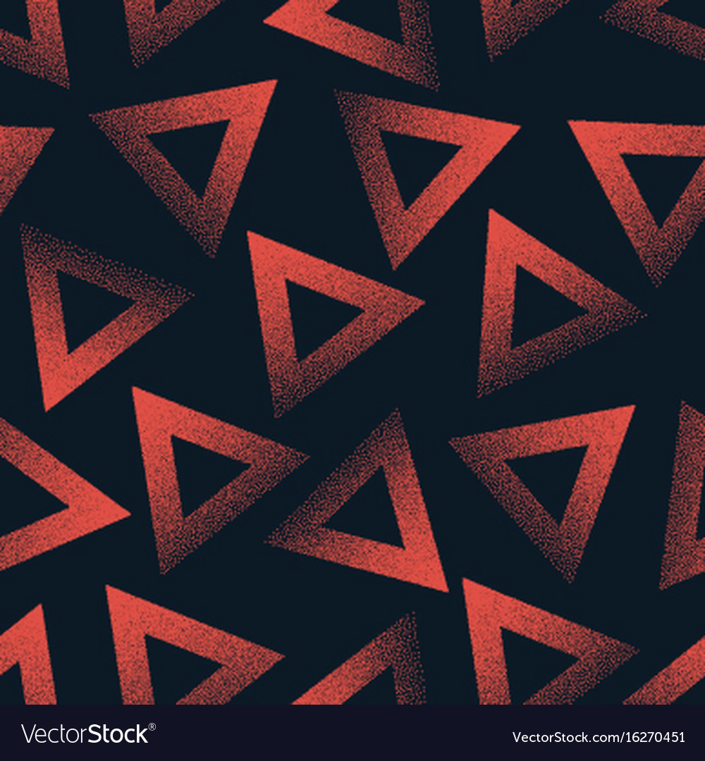 Abstract stippled seamless pattern