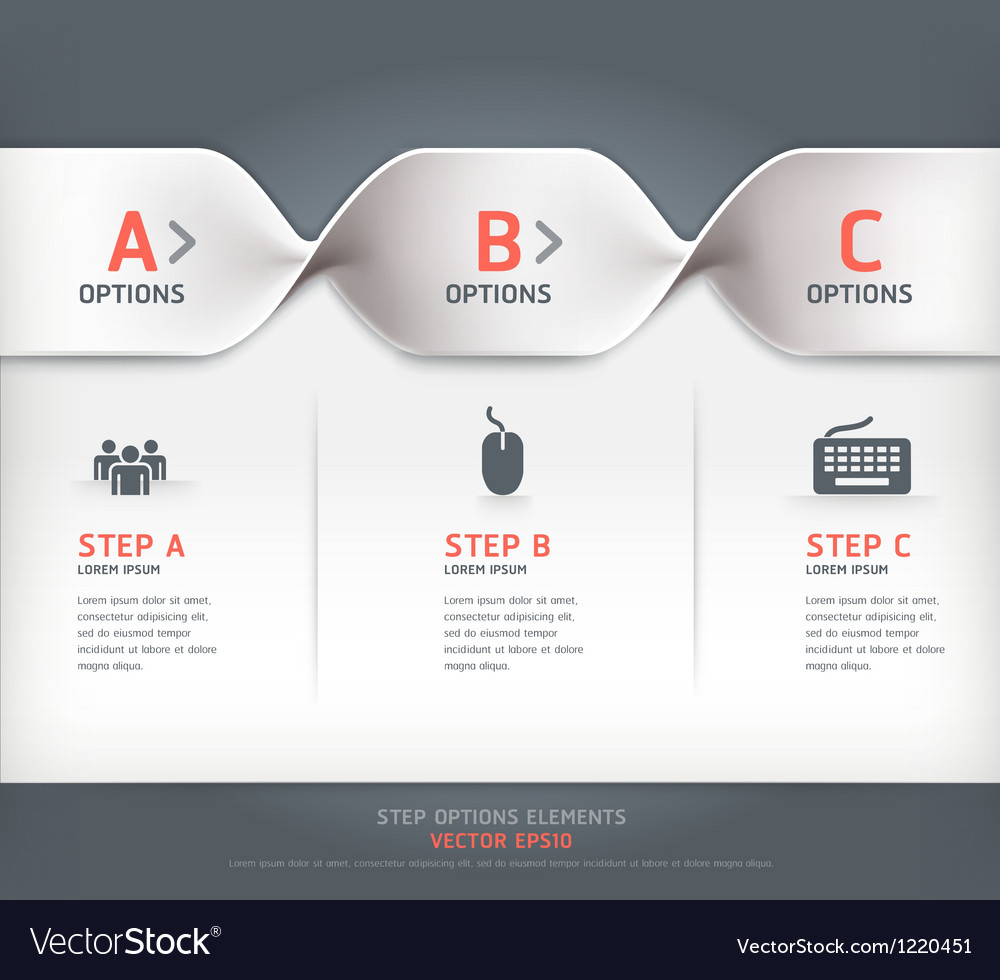 Communication technology spiral web template vector image