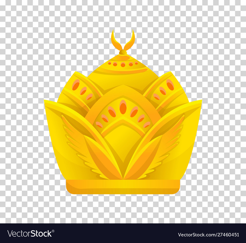 Gold crown icon crown awards for winners