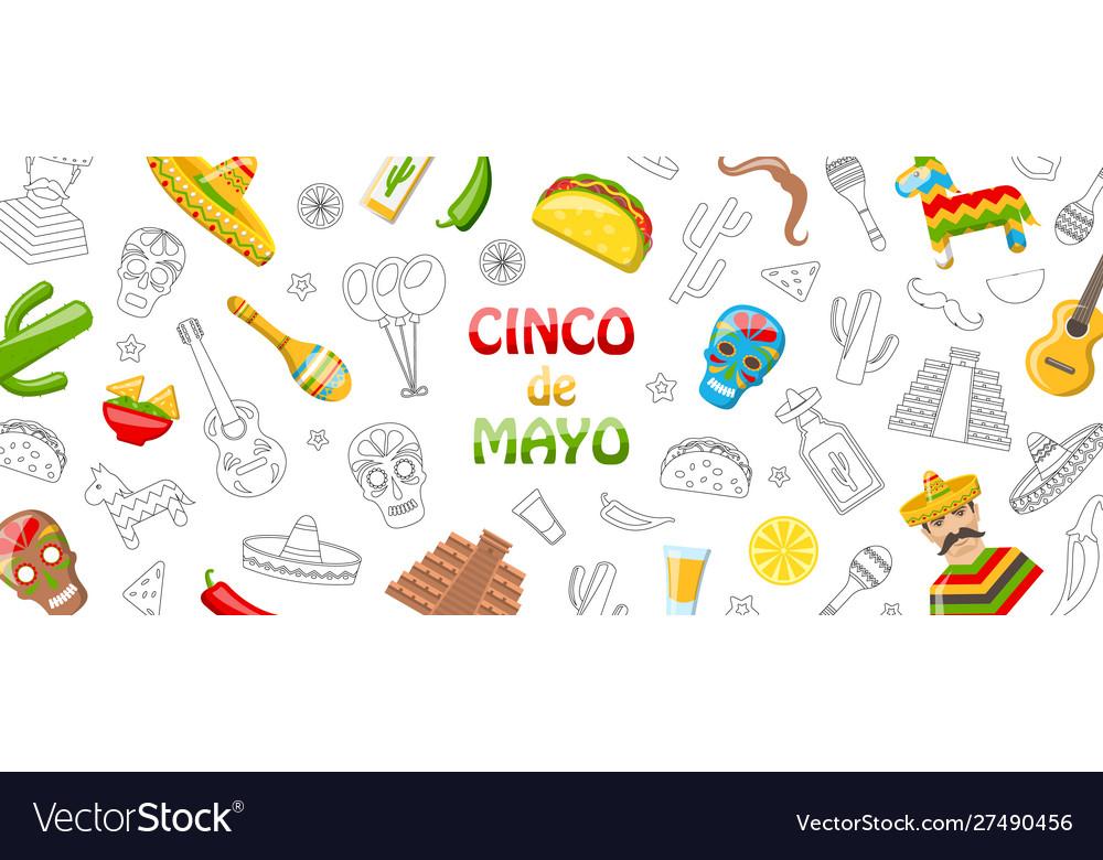 Cinco de mayo - may 5 holiday in mexico mexican