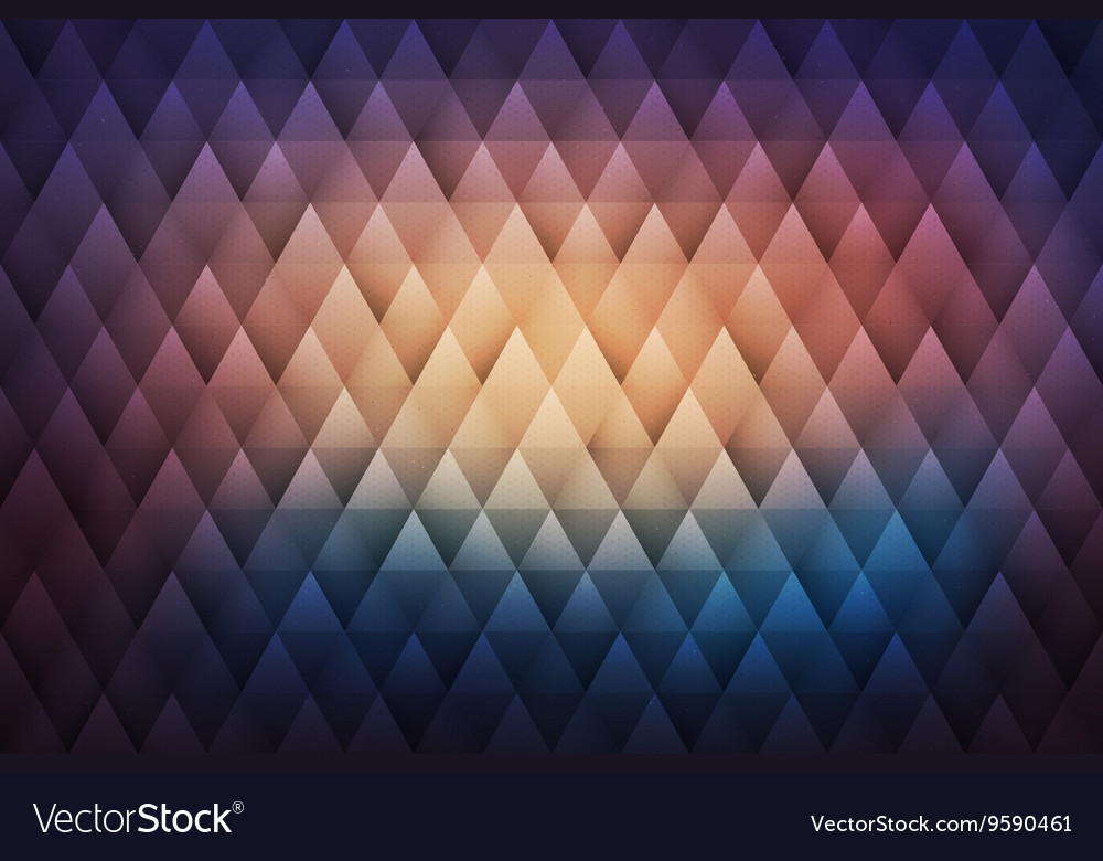 Abstract Geometrical Hipster Background