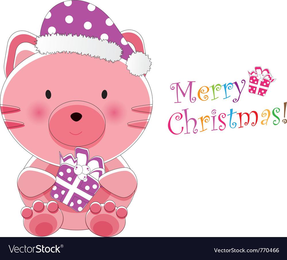 Christmas children card