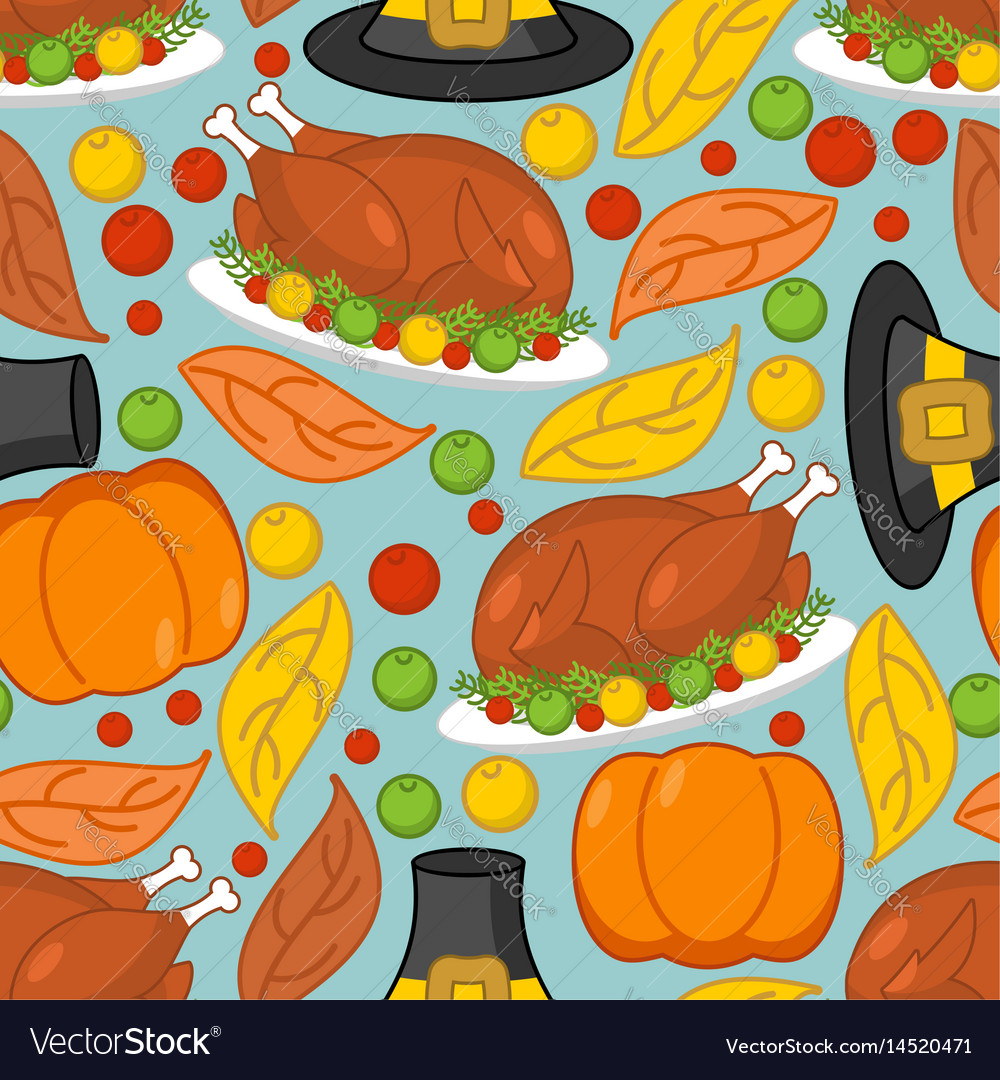 Thanksgiving background roasted turkey and fresh