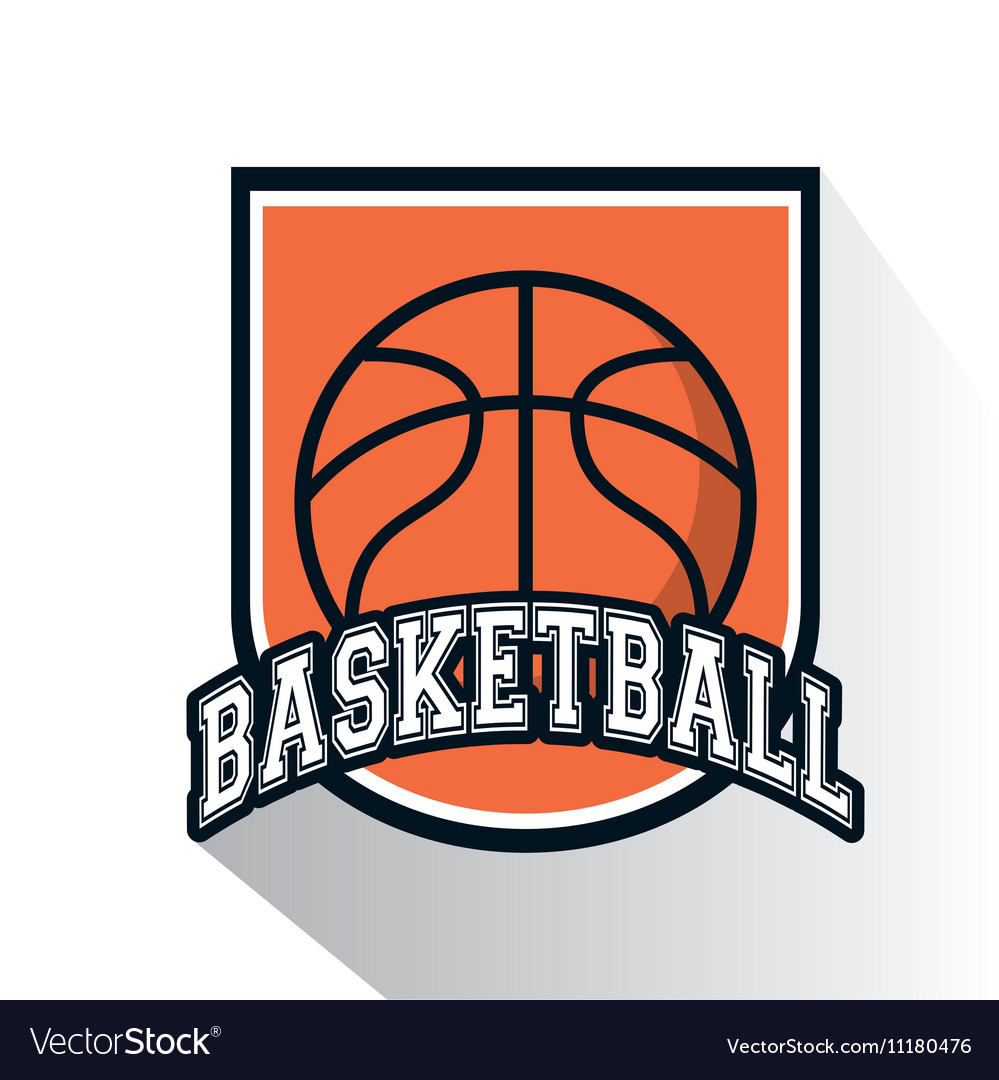 Ball of Basketball sport design