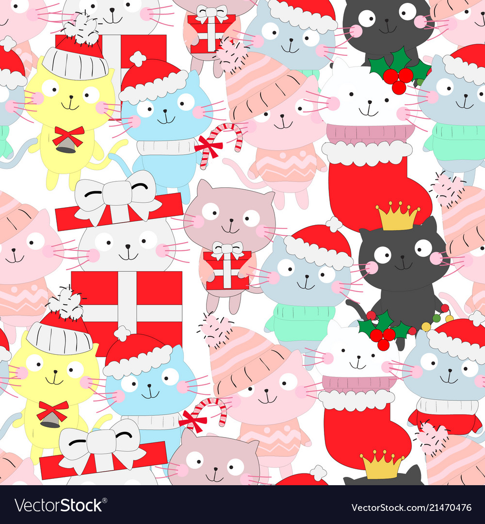 Kitty, Party & Invitation Vector Images (79)
