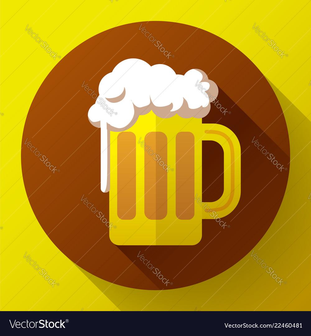 Irish ginger beer st patricks day symbol