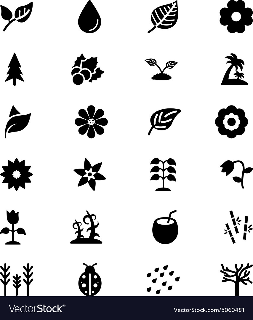 Nature Icons 2