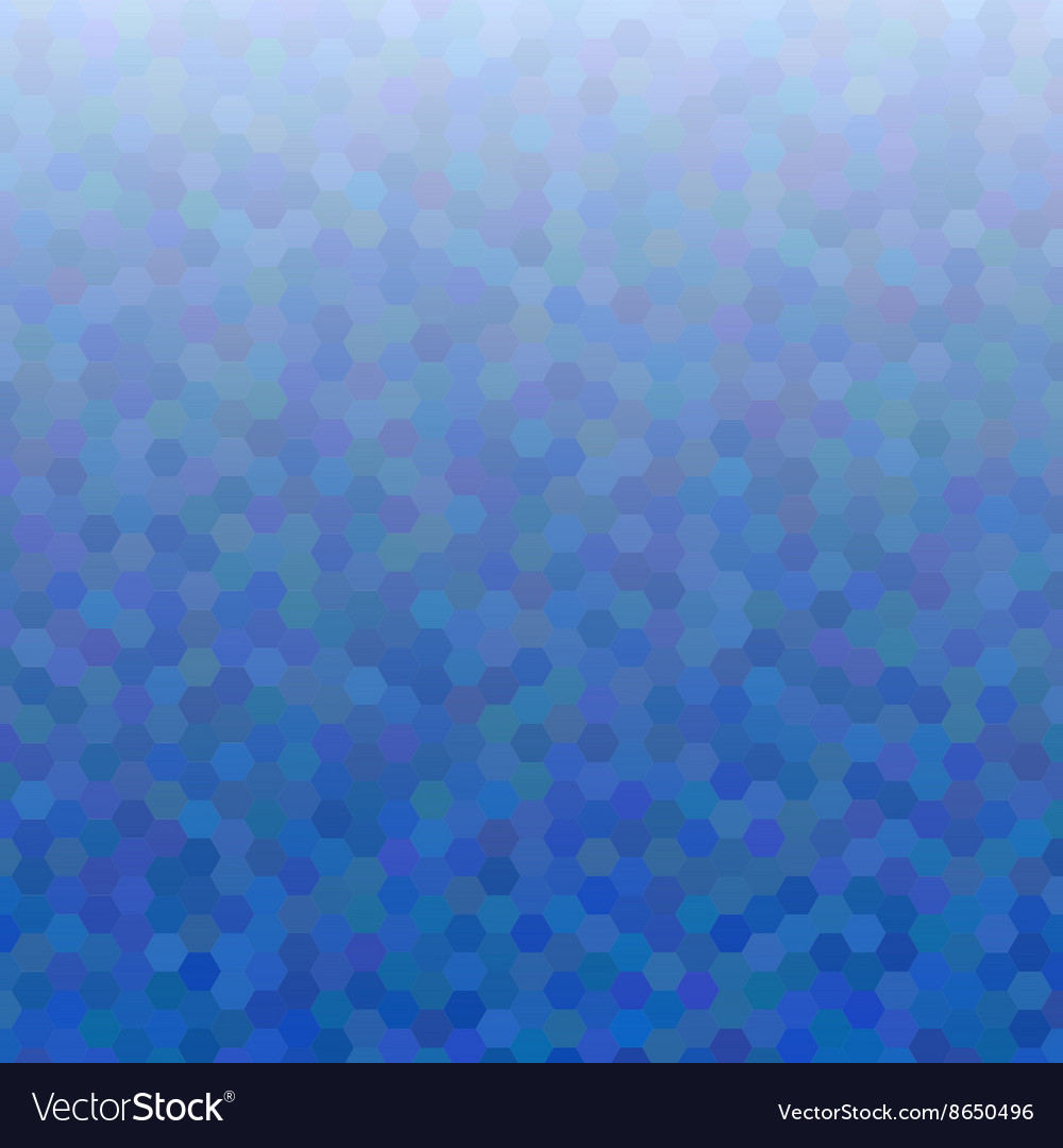 Blue abstract mosaic - background Blue