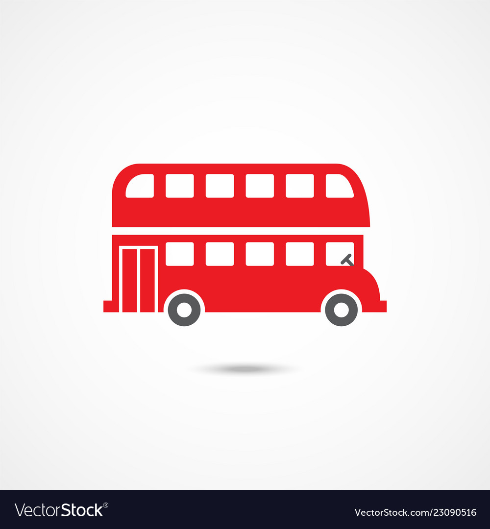 London bus icon
