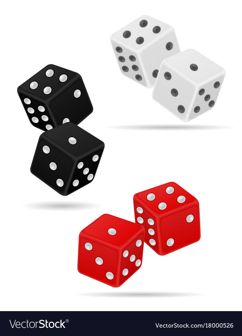 Casino dice stock