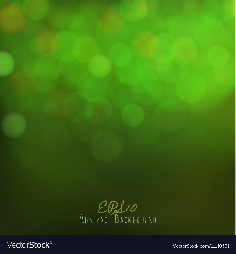 Abstract bokeh background festive lights