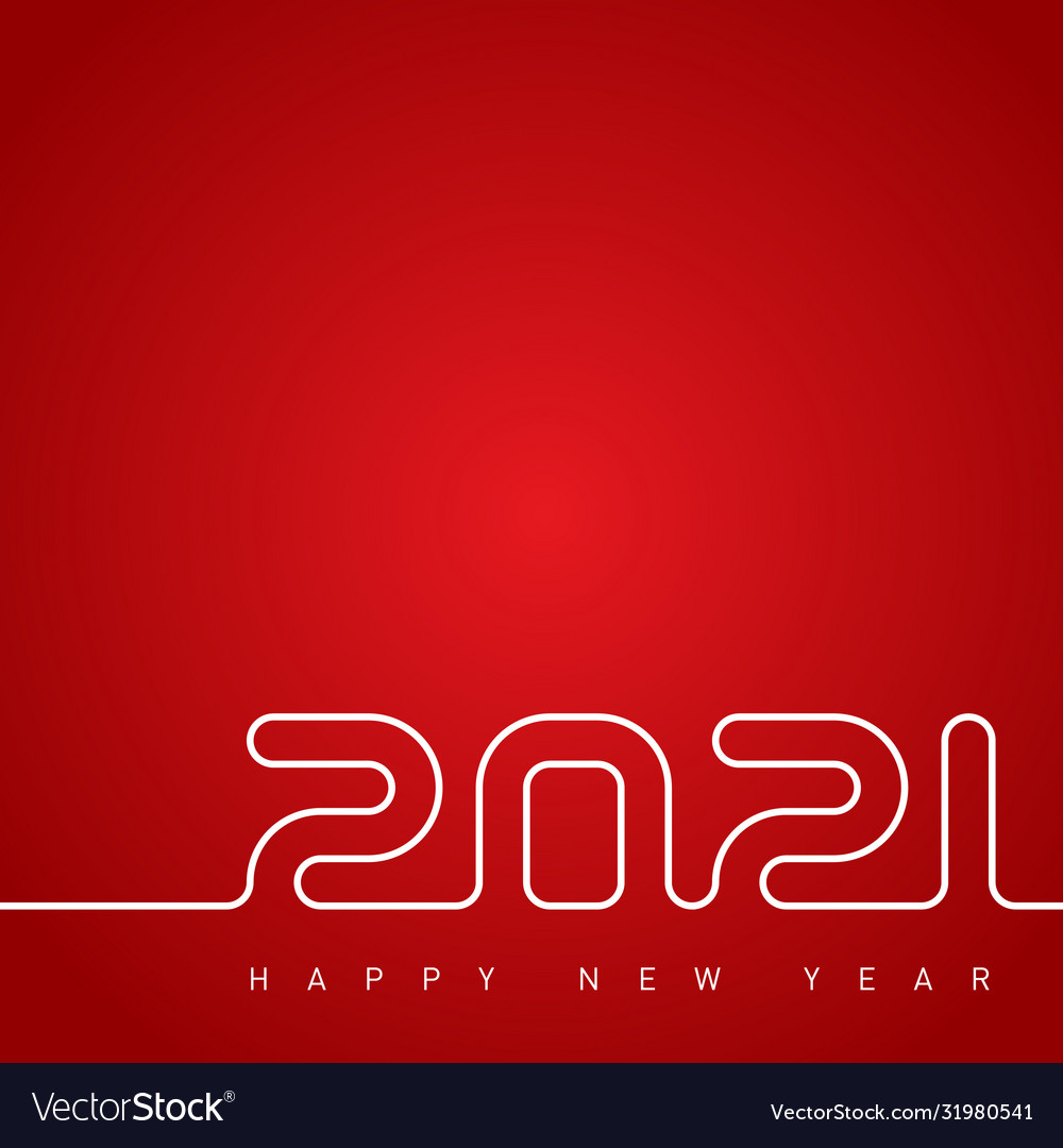 2021 Calendar Cover Happy new year 2021 cover calendar Royalty Free Vector Image