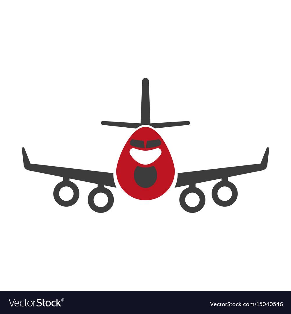 Avia transportation logistics aircraft or plane