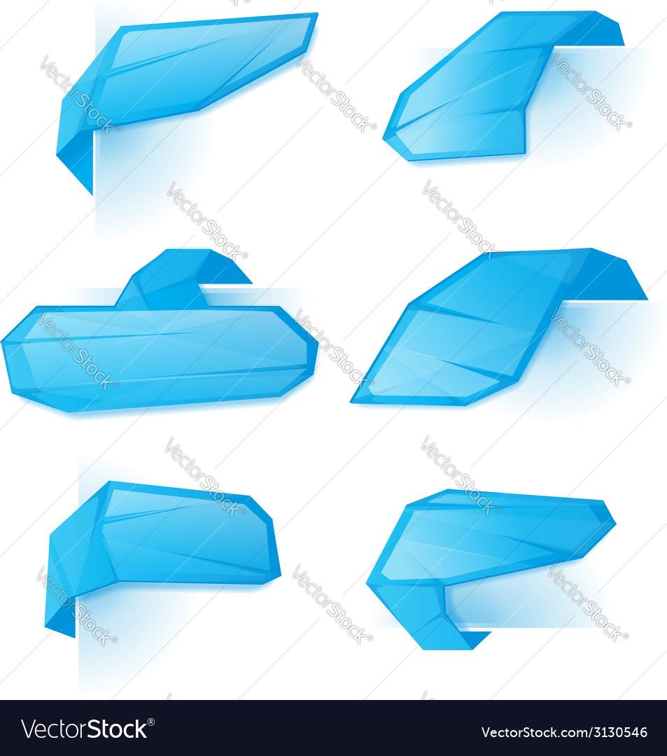 Crystal bookmarks Set
