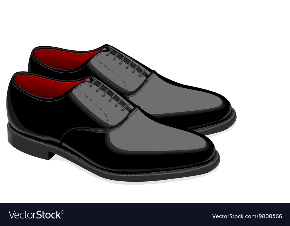 Black men shoes