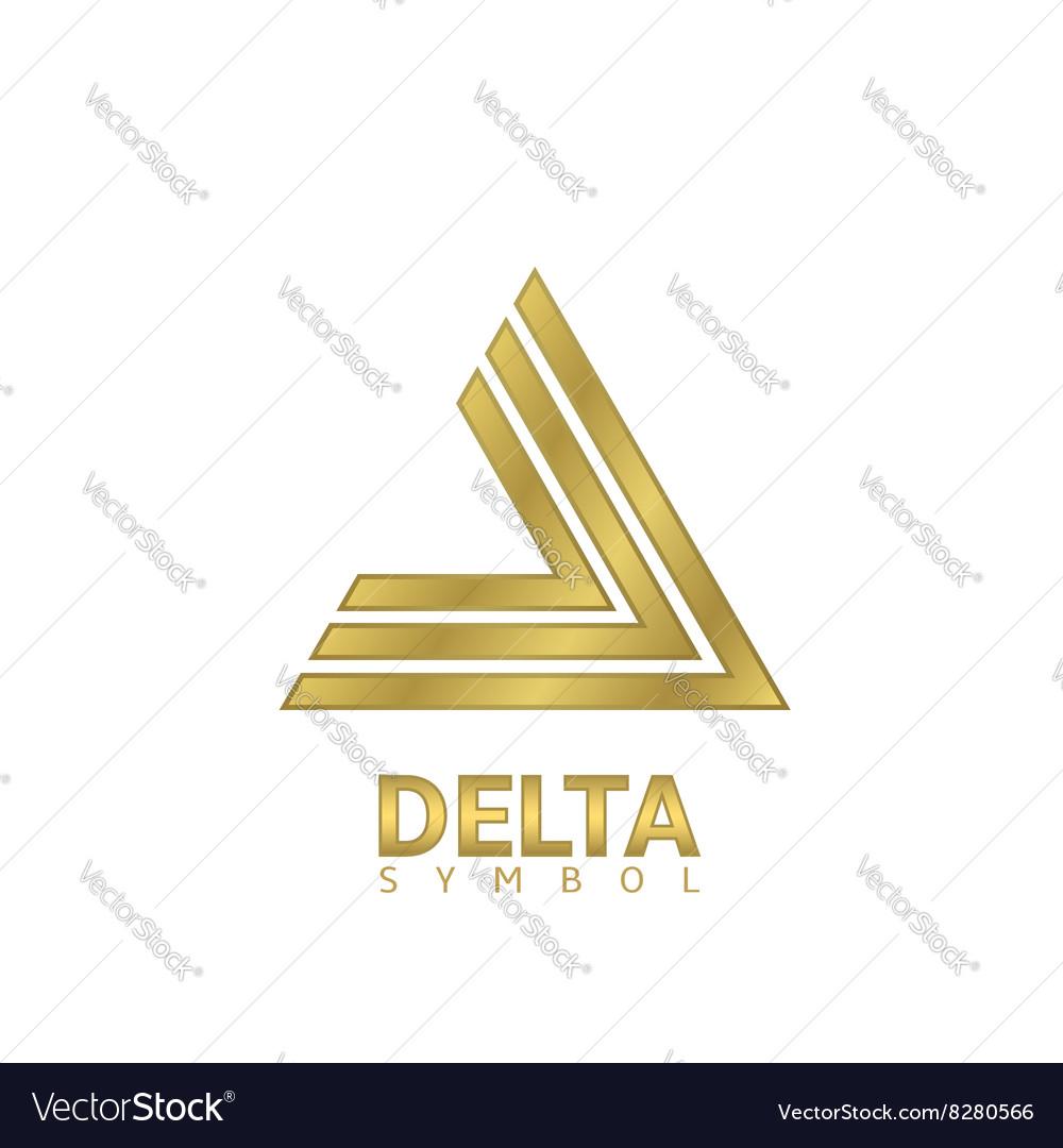 Golden delta sign