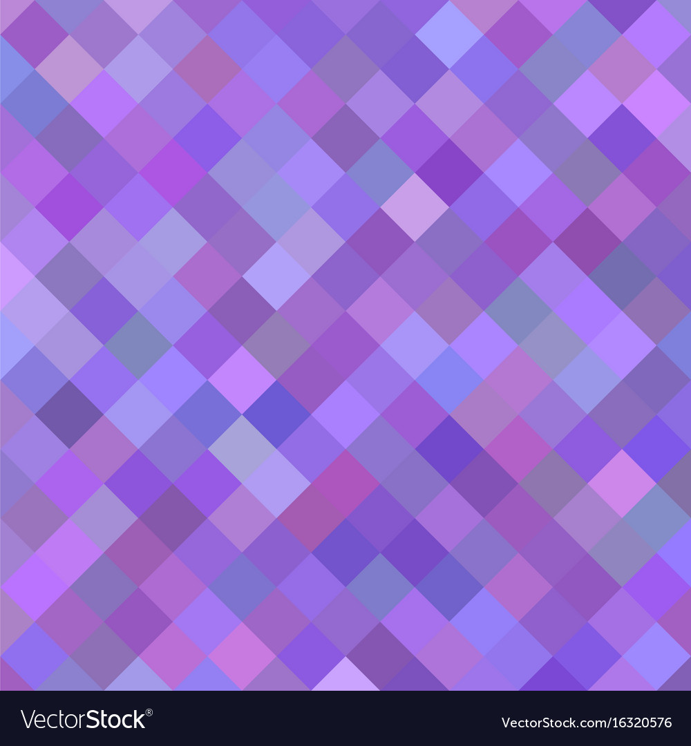 Abstract diagonal square pattern background