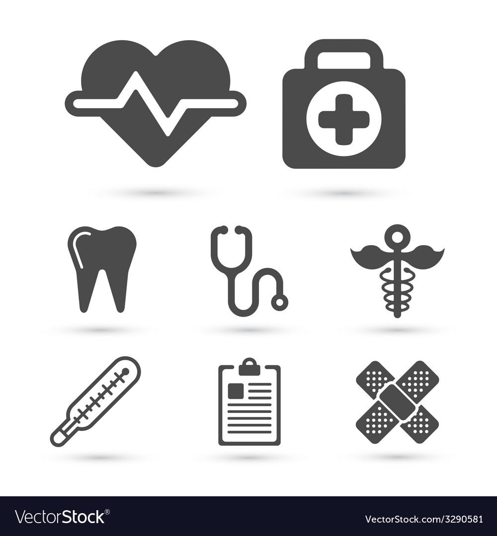 Medicine trendy icon for design element