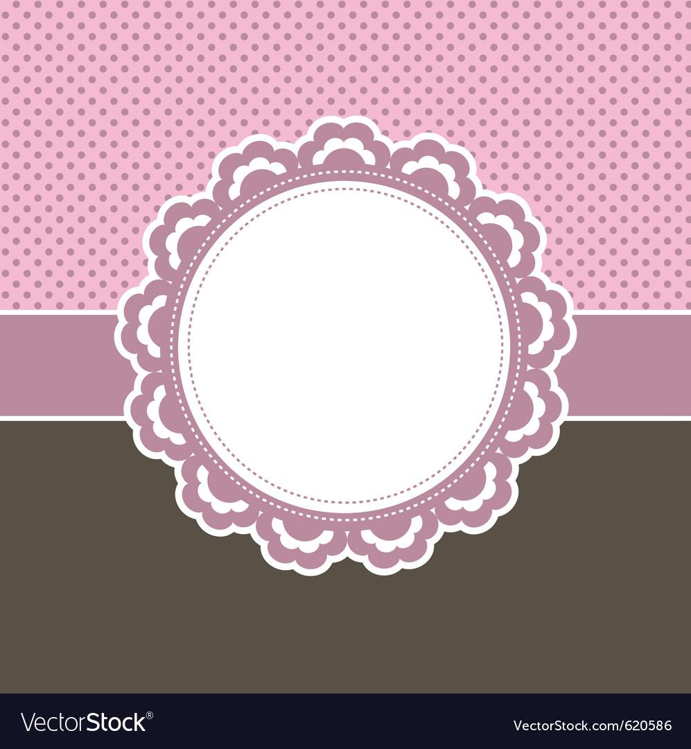 Girly frame