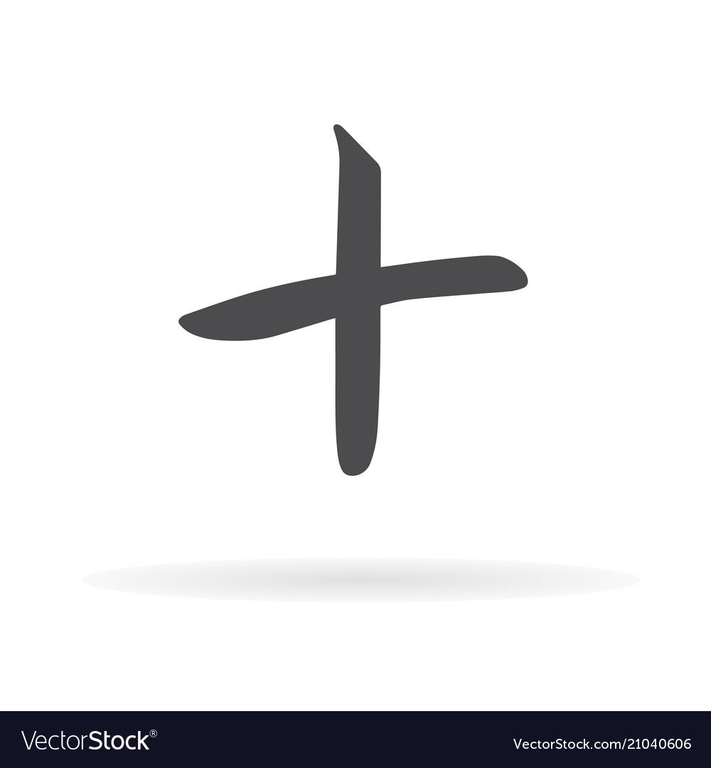 Chinese character ten4