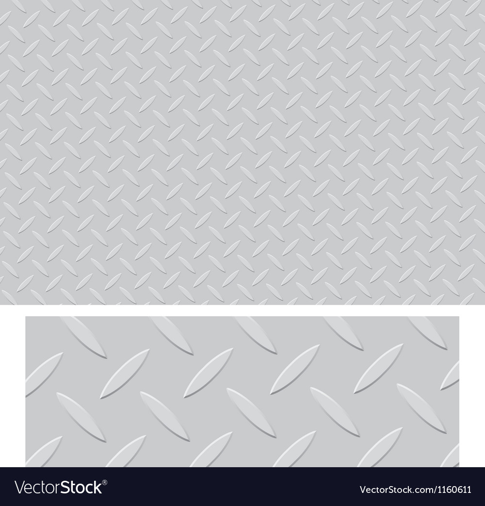 Steel pattern 02 vector image