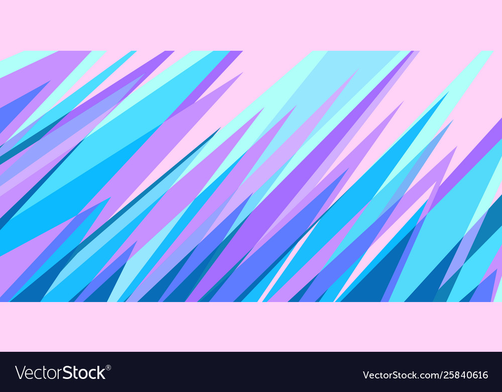 Blue pink abstract background eighties style 80s